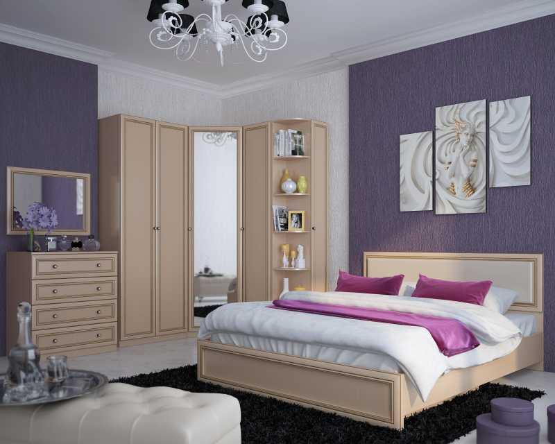 мебель для спальни беатрис композиция 1 риннэр купить в спб